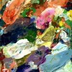 """""""Palette Abstract No 2"""" by JENLO"""