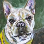 """""""French Bulldog I"""" by susanejones"""
