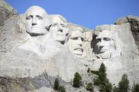 Mount Rushmore National Memorial, South Dakota, US