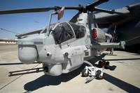 AH1Z Super Cobra attack helicopter