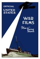 World War I poster of a Navy patrol boat in the se