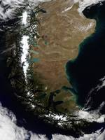 Chile and the Patagonian region of Argentina