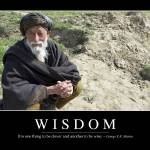 """Wisdom: Inspirational Quote and Motivational Poste"" by stocktrekimages"