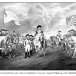 """Digitally restored vintage Revolutionary War print"" by stocktrekimages"