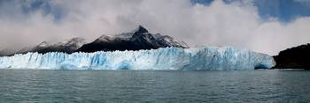 The Perito Moreno Glacier in Los Glaciares Nationa