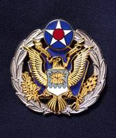 The new Headquarters Air Force badge