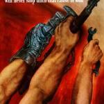 """""""Digitally restored vector war propaganda poster. S"""" by stocktrekimages"""