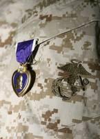 The Purple Heart Award