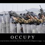"""""""Occupy: Inspirational Quote and Motivational Poste"""" by stocktrekimages"""