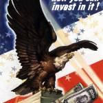 """""""Digitally restored vector war propaganda poster. V"""" by stocktrekimages"""