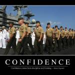 """Confidence: Inspirational Quote and Motivational P"" by stocktrekimages"