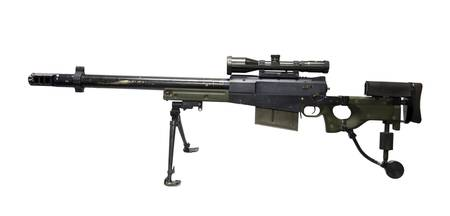 AW50 anti-materiel bolt-action .50 caliber rifle