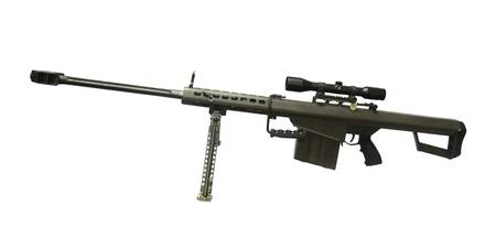 Barrett L82A1 Anti-Materiel Rifle