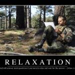 """Relaxation: Inspirational Quote and Motivational P"" by stocktrekimages"
