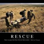 """""""Rescue: Inspirational Quote and Motivational Poste"""" by stocktrekimages"""