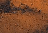 Sinus Sabeus region of Mars