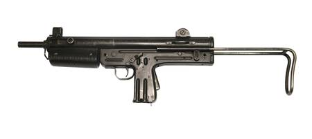 PA3-DM Argentine 9mm submachine gun