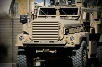 A mineresistant ambushprotected vehicle