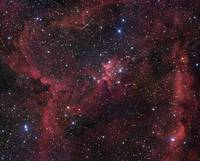 IC 1805 in Cassiopeia