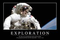 Exploration: Inspirational Quote and Motivational