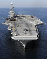 Aircraft carrier USS Carl Vinson