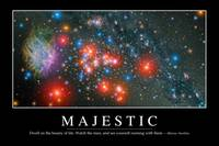 Majestic: Inspirational Quote and Motivational Pos