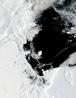 B15J iceberg in the Ross Sea Antarctica