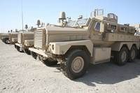 Cougar HEV Mine Resistant Ambush Protected vehicle
