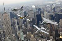 A P51 Mustang F16 Fighting Falcon F15 Eagle and A1