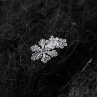 Snowflake #2 Art Prints & Posters by Marcus Panek