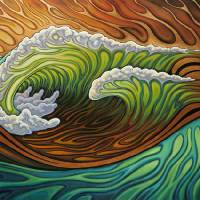Surface Tension Art Prints & Posters by Matt Beard