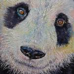 """Panda Portrait"" by creese"