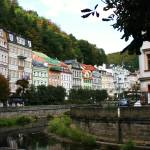 """Vridelni Street, Karlovy Vary, Czech Republic"" by picturesbybgale"
