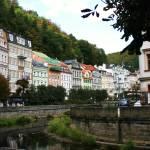 """""""Vridelni Street, Karlovy Vary, Czech Republic"""" by picturesbybgale"""