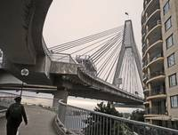 Anzac Bridge Walk