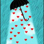 """Under the Umbrella of Love"" by sandy"