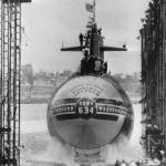 """Naval Submarine"" by RetroImagesArchive"