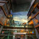 """Minneapolis Skyline Photography Central Library"" by WaynePhotoGuy"