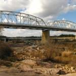 """Hiway 71 Bridge over Llano River II - panorama"" by MarksClickArt"