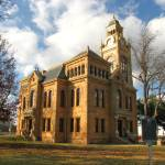 """Llano County Courthouse"" by MarksClickArt"
