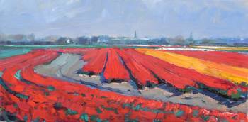 Red Fields II
