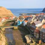 """Overlooking Staithes"" by SueLeonard"
