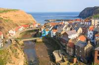 Overlooking Staithes