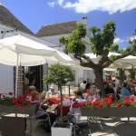 """Alberobello restaurant south Italy"" by easyfigure"