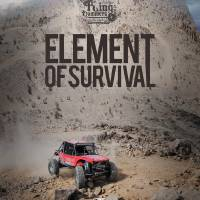 Element of Survival | Official Film Poster Art Prints & Posters by hmc