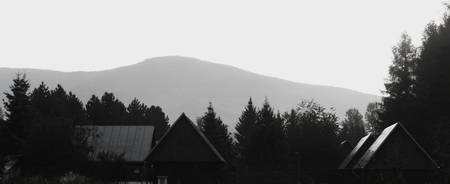 Krkonose Mountain