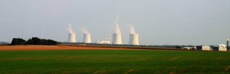 Czech Republic Nuclear Power Plant