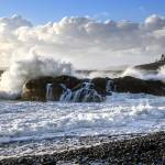 """Windy Day at Deception Pass Beach 5815"" by CaptureLife"
