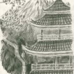 """The Mountains Quake (Nahum 1:5)"" by RuthScego"
