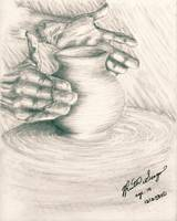The Potter's Hands (Isaiah 64:8)